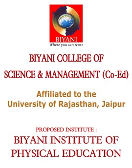 Biyani College of Science and Management (Co-Ed.)